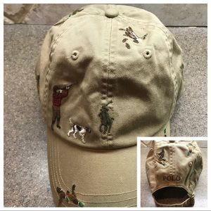 🆕POLO RALPH LAUREN Men's Baseball Cap Hat